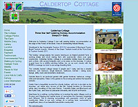 Caldertop Cottage Self Catering Holiday Accommodation Lancashire Forest of Bowland