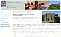 Throstle Hall Country Cottage  Lancashire
